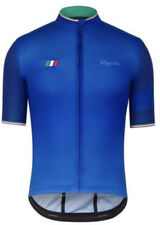 Rapha Super Lightwt Country Jersey- Italy Large-Blue