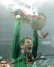 Edwin Van Der SAR Signed Autograph Photo AFTAL COA Champions League Winner