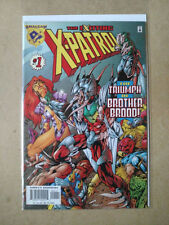 EXCITING X-PATROL #1 1ST PRINT DC MARVEL COMICS (1997) AMALGAM X-MEN DOOM PATROL
