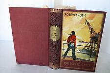 Karl May Bamberg ROT Arden - Die Jacht Isabel - TOP Exemplar - sehr selten