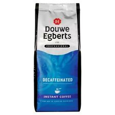 Douwe Egberts Decaffeinated Instant Coffee Pillow Packs Case (5 x 300 gram bags)