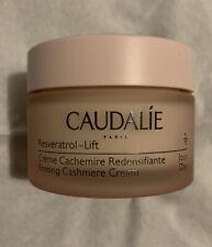 Caudalie Resveratrol Lift. Crème Cachemire Redensifiante. Contenance 50ml. Jour