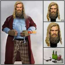 Pre-order 1/6 Scale Woo Toys WO-004 C Fat Viking Thor Custom12in Action Figure