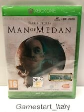 THE DARK PICTURES ANTHOLOGY MAN OF MEDAN - XBOX ONE - GIOCO NUOVO SIGILLATO PAL