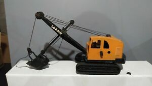 Old Reuhl Lorain1/24 TL/25 Front Shovel Original Tracks