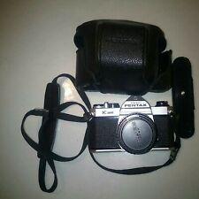ASAHI PENTAX K1000 35mm SLR with 50mm lens