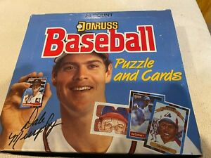 1995 feuilles série 1-Unopened Packet-US issue-Exc DONRUSS-Baseball