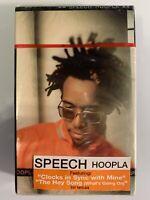 Speech Hoopla (Cassette) New Sealed