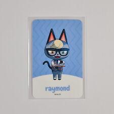 PREORDER NFC Karte Animal Crossing Gunnar / Raymond 431 Switch / Switch Lite