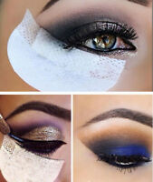 New Eye Shadow Shields Protector Pads Eyes Lips Makeup Cosmetic Tool
