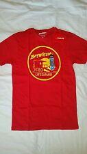 Primark Shirt Baywatch MENS T SHIRT Red & Yellow Retro TV NEW UK Sizes XS - XXL