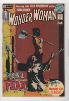 WONDER WOMAN no. 199 1972 (Bondage cover) VF 8.0