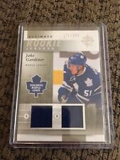 11/12 UD Ultimate Collection Ultimate Rookie Jerseys /200 #URJ-JG Jake Gardiner