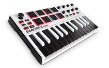 AKAI MPK mini MK2 White Professional MIDI Keyboard Controller NEW
