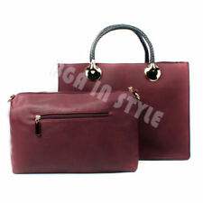 Red Leather Extra Large Bags & Handbags for Women
