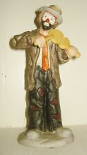 Vintage Porcelain Clown Figurine Beautiful Design Emmett Kelly Nr