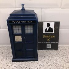 More details for original tardis dr who tested working lights and sounds police box blue bbc toy