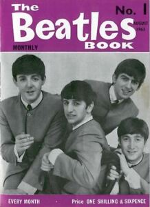 The Beatles Book 77 Issue Collection On USB Memory Stick