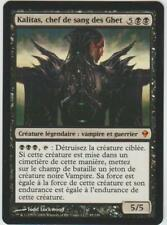 ►Magic-Style◄ MTG - Kalitas, Bloodchief of Ghet / chef de sang des - Zendikar NM