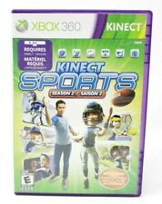 Kinect Sports Season 2 Two Microsoft Xbox 360 X360 Game