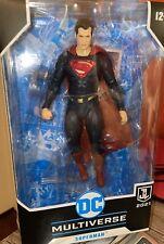 Mcfarlane DC Multiverse Superman Justice League Red/Blue Suit Target Exclusive