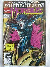 Morbius #1 to 10 (Midnight Sons), all Mint, Marvel, 1992-93 Ten Comics