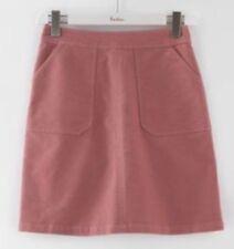 BODEN Annabel Skirt Pink Mauve Mini Lined Pockets Sz 12R US 16R UK #WG685
