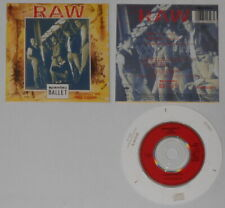 """Spandau Ballet - Raw - Austria 3"""" cd, 5"""" card cover"""