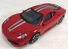 Bburago - 18-36000 - Ferrari 430 Scuderia Scale 1:43 - Red