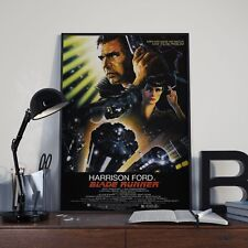 Classic Blade Runner Movie Film Poster Print Picture A3 A4 Bladerunner