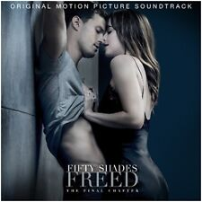 Fifty Shades Freed - Original Motion Picture S/T New CD Album - Pre Order - 9/2