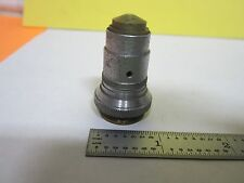 MICROSCOPE PART LEITZ OBJECTIVE FOR PARTS GERMANY OPTICS AS IS BIN#L5-96