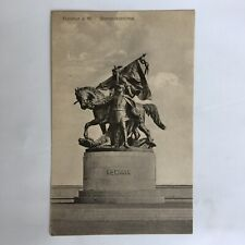 Frankfurt a. M. Bismarckdenkmal Deutschland Postkarte Germany Postcard