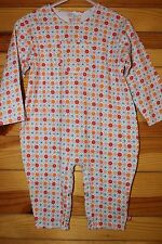 *ZUTANO* Girls Long Sleeve Romper Outfit Size 18-24 Months