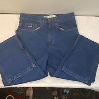 NEW, LAPCO FR Men's Flame Resistant Dark Denim Blue Jeans Size 34x34 Modern Fit