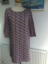 Seasalt Freshwater Dress in Scaled Up Multi - UK10 EU38 - Sales Sample