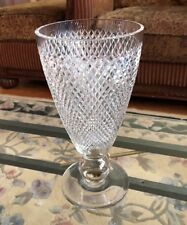 """Westmoreland ENGLISH HOBNAIL CLEAR Vase 9 3/4""""Tall X 5"""" Top diameter"""
