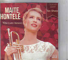 Maite Hontele-You Promo cd single incl Ten Sharp