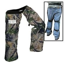 "Forester Chainsaw Safety Chaps with Pocket, Apron Style, (Regular 37"", REAL T..."