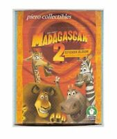 Madagascar 2 Preziosi Coll. Box 30 Packs Stickers