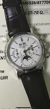 Platinum Patek Philippe Ref 3970 White Perpetual Chronograph