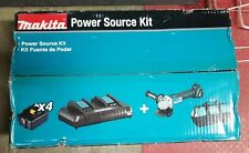 MAKITA BAG4PF1842 SET CORDLESS GRINDER 18 V + 4 BATERY +CHARGER + BAG