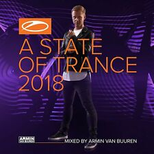 ARMIN VAN BUUREN - A STATE OF TRANCE 2018  2 CD NEW+