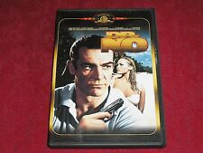 DVD JAMES BOND 007 / Dr. No - Sean Connery / Comme NEUF !!!