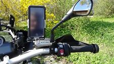 BMW R1200GS LC / ADV SMARTPHONE & ACTIONCAM RIGHT MIRROR MOUNT GOPRO SONY SJ4000