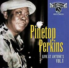 Pinetop Perkins - Live At Antone's Volume 1 (NEW 2 VINYL LP)