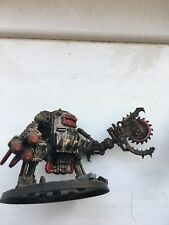 Games Workshop Killer Kan Ork Dreadnought With Buzz Saw And Power Claw