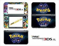 POKEMON GO - Vinyl Skin Sticker for Nintendo NEW 3DS XL (with C Stick) - réf 210