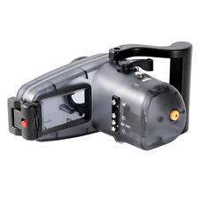 40M Underwater Waterproof Diving Case Cover For Sony FDR-AX30 4K Camera Video
