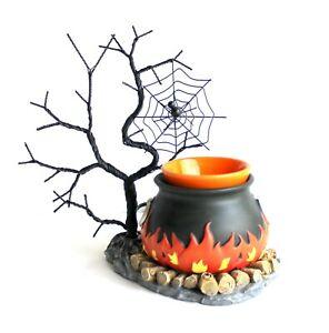Scentsy Hocus Pocus Warmer Retired Cauldron Warmer Full Size Halloween Decor